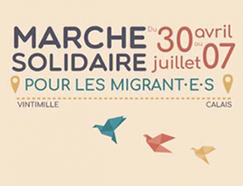 Marche solidaire pour les migrant-e-s : les 22, 23 et 24 juin dans l'Oise