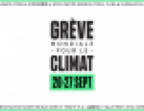 21 septembre 2019 à 10h : Marches Mondiales Pour le Climat