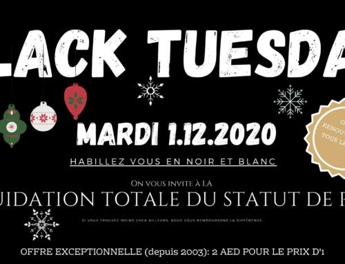 #1Décembre 2020 : grève des AED. Rassemblement 14h à Beauvais devant la DSDEN !