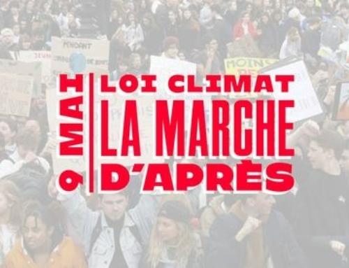 LOI CLIMAT – LA MARCHE D'APRES : dimanche 9 mai à Clermont-de-l'Oise 14h